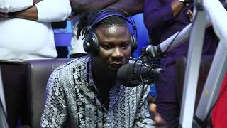 EXCLUSIVE! Stonebwoy Talks About History made At Ashiaman to The World Concert 2