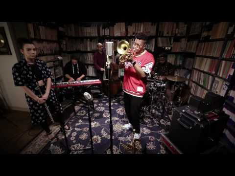 Christian Scott Quintet - The Walk - 5/22/2017 - Paste Studios, New York, NY