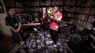 Christian Scott Quintet - The Walk - 5/22/2017 - Paste Studios, New York, NY