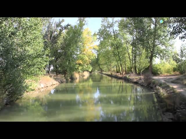 Recorremos el Canal de Castilla