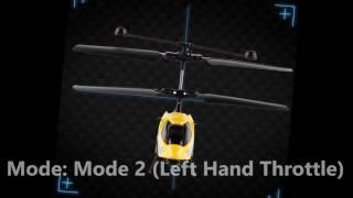 Мини вертолет RC 901 с гироскопом