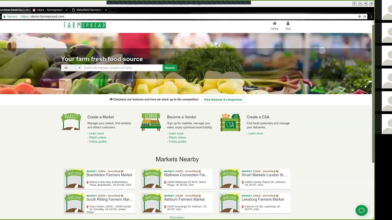 FMC and Farmspread Partnership: A Webinar and Demo