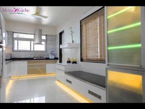 Modulare Küche modular kitchen by meine kuche bela deshpande
