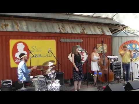 Lake Street Dive at Spring Skunk 2013 -- first set #4  Neighbor Song