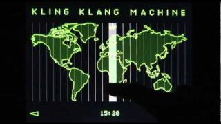 Kraftwerk Kling Klang Machine No1