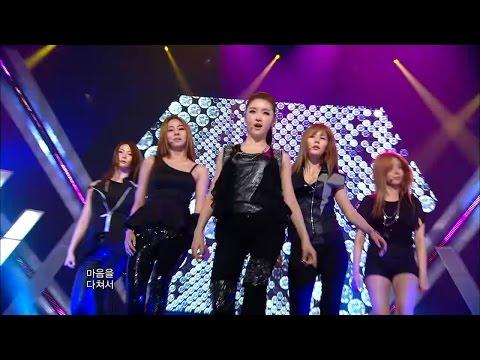 【TVPP】After School - Flashback, 애프터스쿨 - 플래쉬백 @ Show Music Core Live