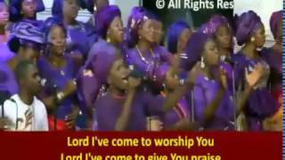 As I Think About My Life - Dunamis Voices, Composed By Dr  Paul Enenche