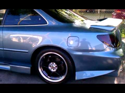 1997 acura cl 3.0 turbo kit