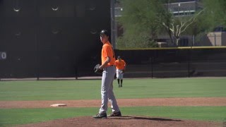 Fortner, Jon - RHP stretch (Oct. 2014)