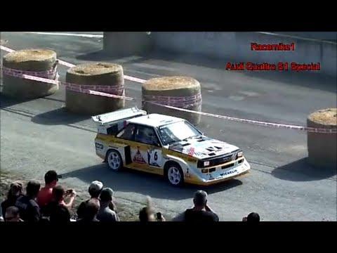 Rally Legend 2011 - Republic of San Marino - Best Of - Pure engine sound - HD