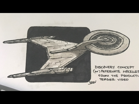 Thumbnail: USS DISCOVERY | POSSIBLE CONCEPT ?? - My design