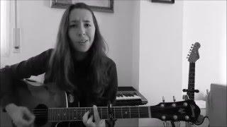 Miss Caffeina - Mira cómo vuelo (cover by Miriam)