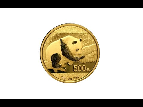 30 Gram Gold Panda Coin | People's Bank of China | CoinInves