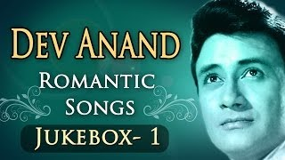 Best of Dev Anand Songs - Jukebox 1 - Top 10 Romantic Dev Anand Hits