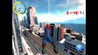 Новый Человек-паук 2 ios / android (IPAD air gameplay.)
