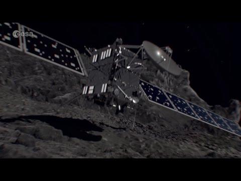 Visualising Rosetta
