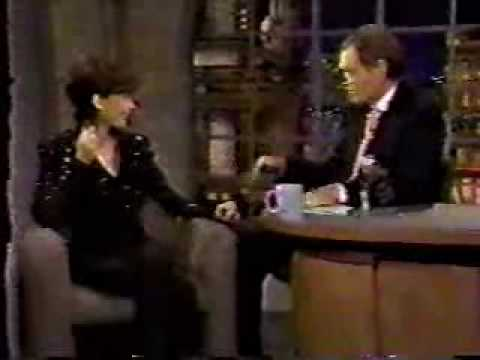"Teri Hatcher on ""The Late Show"" - 2/96 (part 1 of 2)"