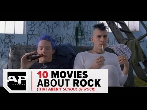 Movies about Rock (That Aren't