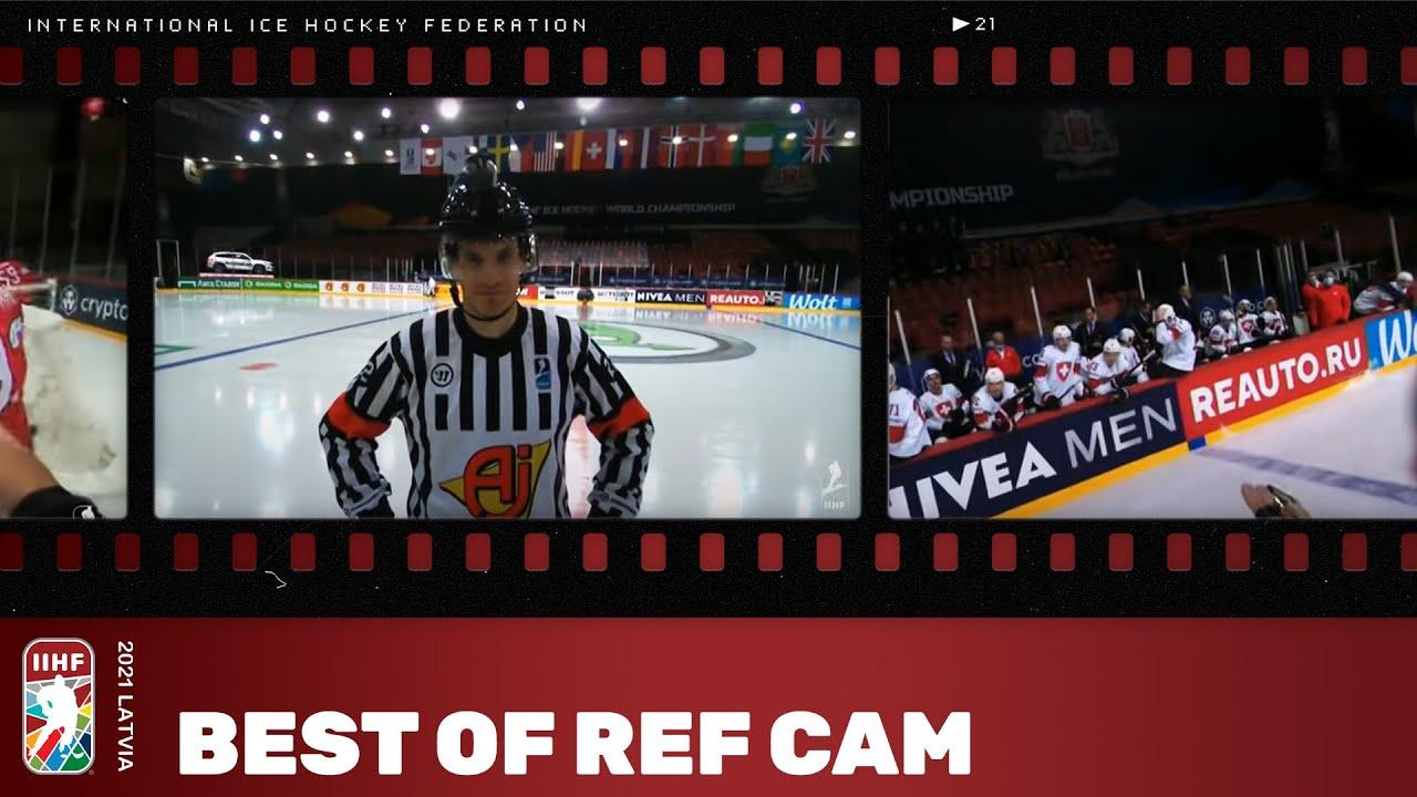 Best of Ref Cam Episode 4 | #IIHFWorlds 2021