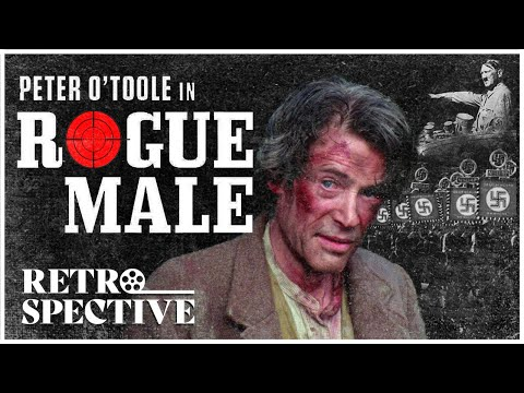Peter O'Toole, Alastair Sim Thriller Full Movie | Rogue Male (1976) | Retrospective