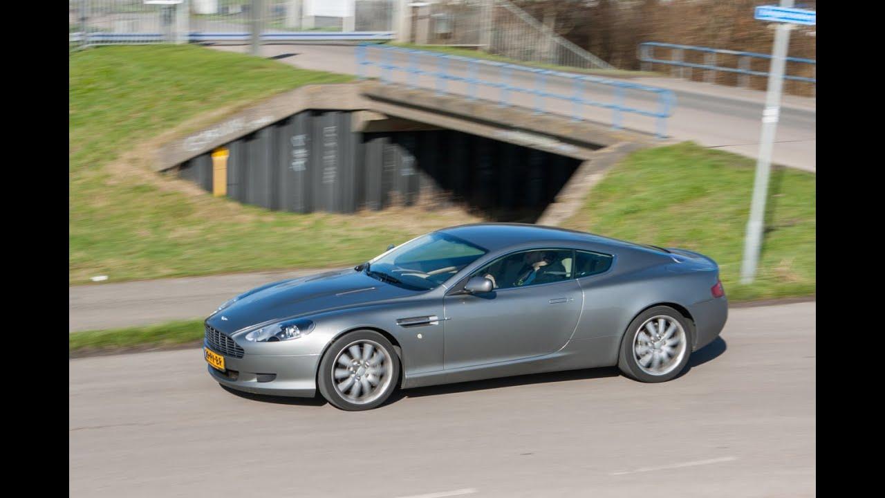 Aston Martin DB Impressie YouTube - 2004 aston martin