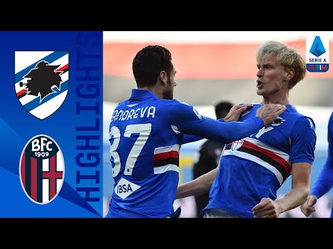 Sampdoria Bologna Goals And Highlights