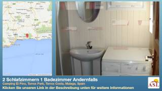 2 Schlafzimmern 1 Badezimmer Andernfalls in Camping El Pino, Torrox Park, Torrox Costa, Malaga