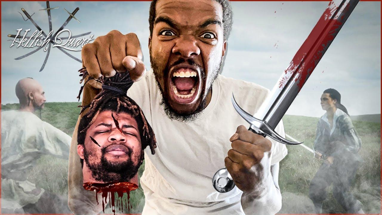 Download Brutal Combat... Don't Get Your Head Cut Off! (Hellish Quart)