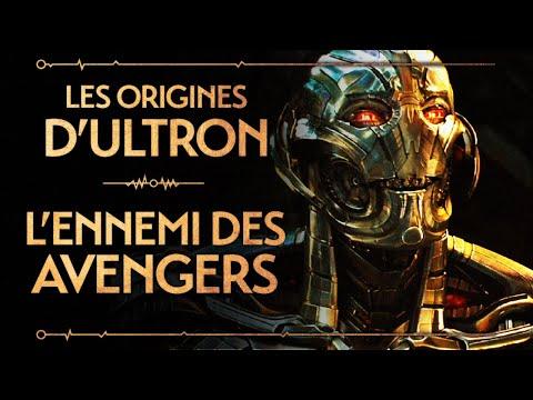 PVR #8 : AVENGERS - LES ORIGINES D'ULTRON