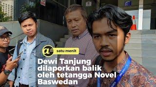 Dewi Tanjung dilaporkan balik oleh tetangga Novel Baswedan