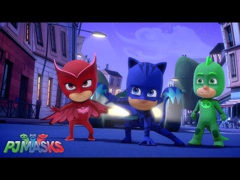 Let's Go PJ Masks | PJ Masks | Disney Junior