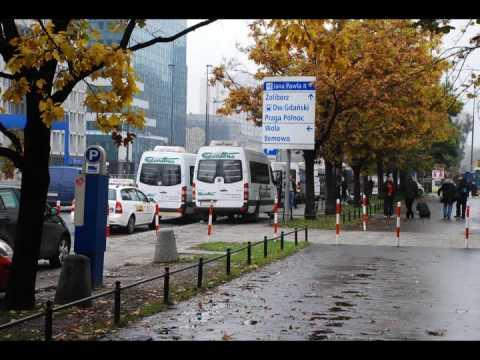 Warszawa: Złote Tarasy - Jana Pawła II - Rondo ONZ - 091025