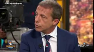 EXCLUSIVA Cristóbal SORIA: