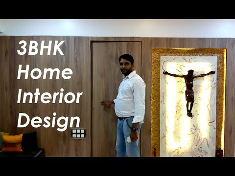 """3 BHK Home Interior Design"" by CivilLane.com"