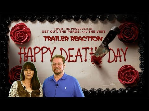Happy Death Day International Trailer #1 (2017) - Reaction