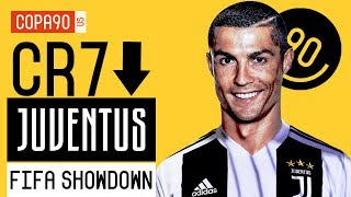 Does Cristiano Ronaldo Fit at Juventus? - FIFA Showdown | Ep. 11