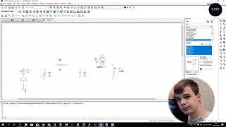 OrCAD простая симуляция схемы