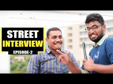 Mansion MaMA- Street Interview II No.2 II Yours Filmy II Funny Questions