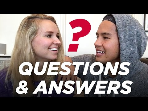 Full Time Traveling Family : QUESTION & ANSWER Video!! /// The Bucket List Family