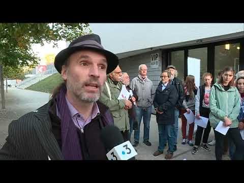 Le collectif Reims Exil Solidarités