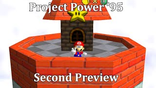 Project Power 95 SM64 Beta Revival   Second Preview