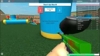 paintball insane roblox gameplay