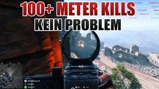 Diese Medic Waffe ist ein Laser auf Distanz... Battlefield 5