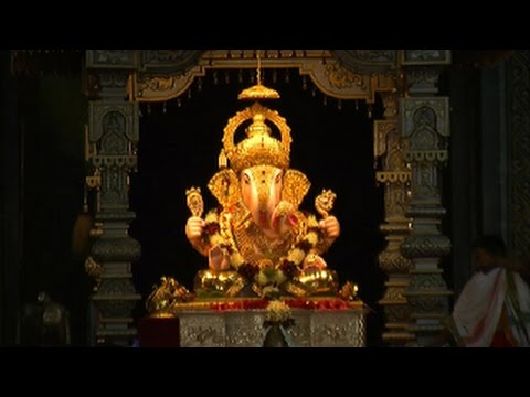 Shreemant Dagdusheth Halwai Ganapati - In Pune with ...