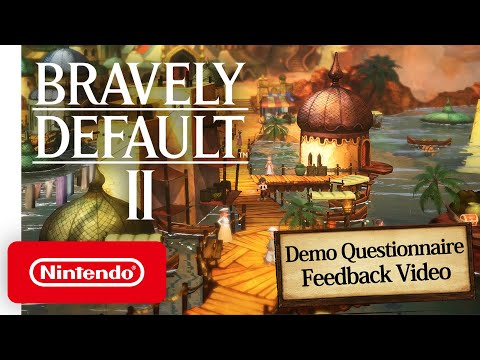Bravely Default II ? Player Feedback & Developer Update ? Nintendo Switch