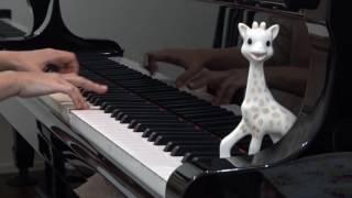 【プロが弾く】道 (full)/宇多田ヒカル_月刊ピアノ(16年12月号)より_ピアノ