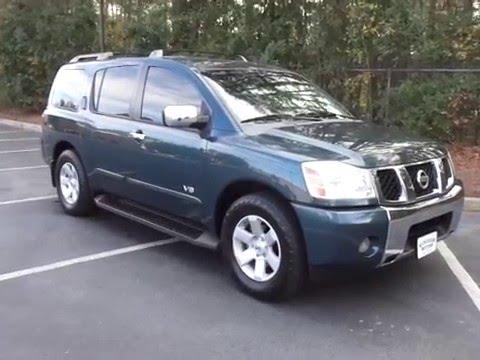 2006 Nissan Armada - Windham Motors Used Cars - Florence, SC - YouTube
