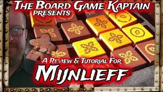 Mijnlieff Review & Tutorial