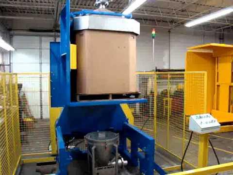Cherry S Custom Sc Model For Dumping Bulk Materials From A