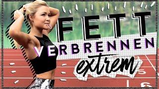 FETT VERBRENNEN EXTREM | Meine CARDIO Routine
